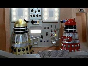 Daleks in the Control Room