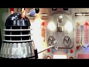 Dalek in the Control Room
