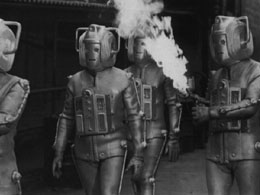 Image of Cybermen Mark IV (Episode: The Invasion)