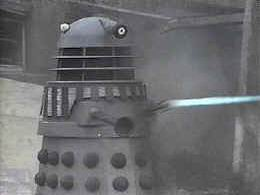 image of dalek firing