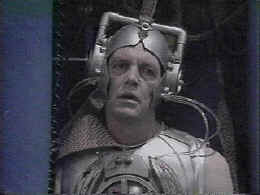 Cdr Lytton Changing into Cyberman Image